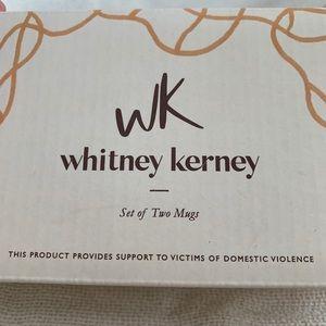 whitney kerney Kitchen - Whitney Kerney Tea Mugs